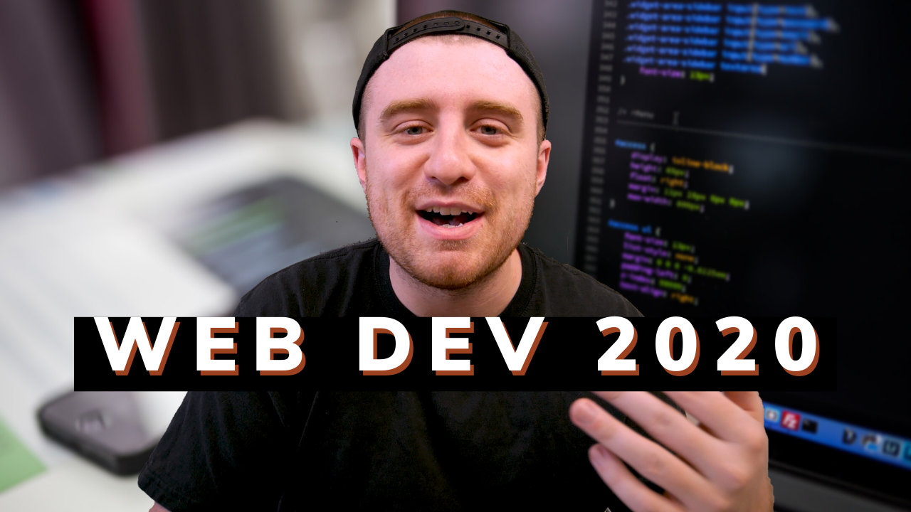 Web devs: Learn these four things in 2020