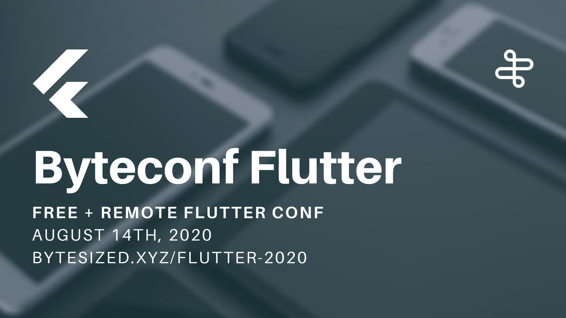 Announcing Byteconf Flutter: a free, fully remote Flutter conference
